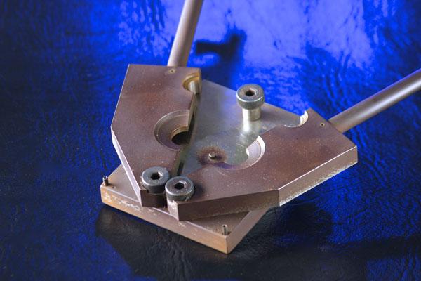 Horizontal disc mold, B.W. Supply Co.